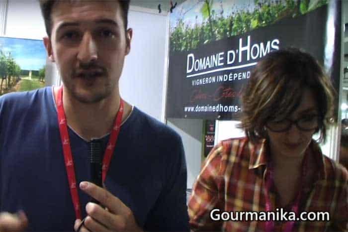 Салон Гурман в Руане : виноделы